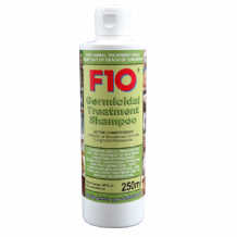 F10 Germicidal Treatment Shampoo **20% OFF!** (normally £10.70)
